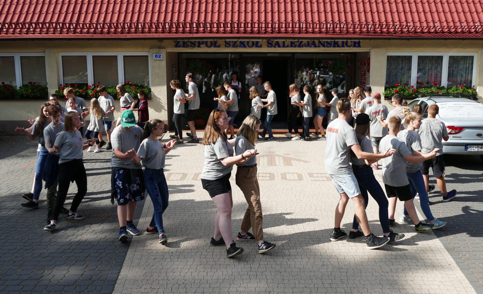 """Stowarzyszenie Lokalne Salezjańskiej Organizacji Sportowej """"Salesia"""""""